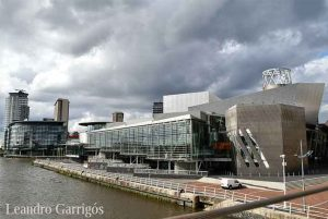 Michael Wilford _ The Lowry _ Manchester