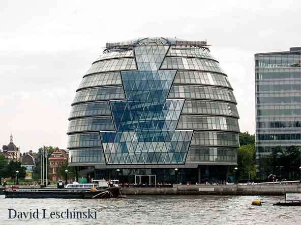 Foster & Partners _ City Hall _ Londres