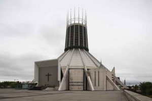 Frederick Gibberd _ Liverpool Metropolitan Cathedral